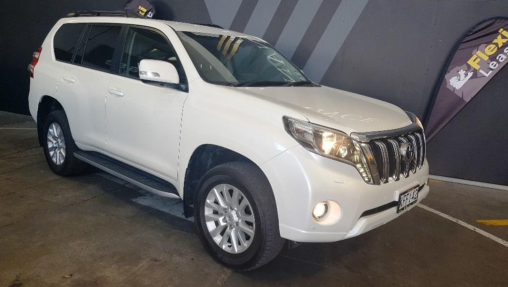 Toyota Landcruiser Prado VX 2.8TD
