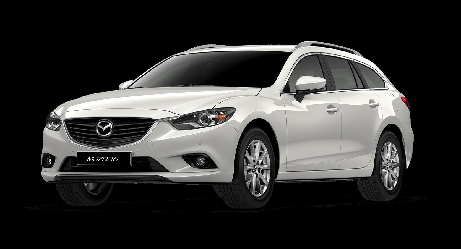 Mazda 6 GSX Wagon