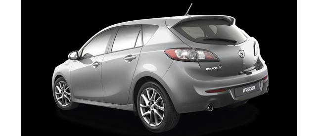 Mazda Mazda3 2.5L SP25 Hatch