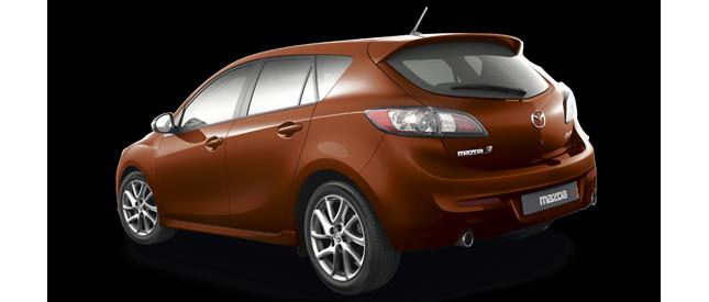 Mazda Mazda3 2.5L SP25 Limited Hatch