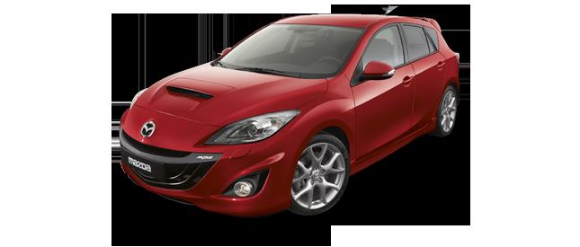 Mazda Mazda3 MPS 2.3L DISI Turbo