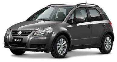 Suzuki SX4 2.0 GLX i-AWD